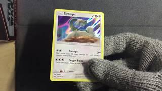 Drampa 117/156 Holo - Pokemon Ultra Prism