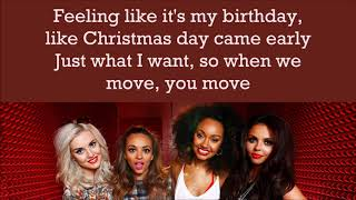 Little Mix ~ Move ~ Lyrics