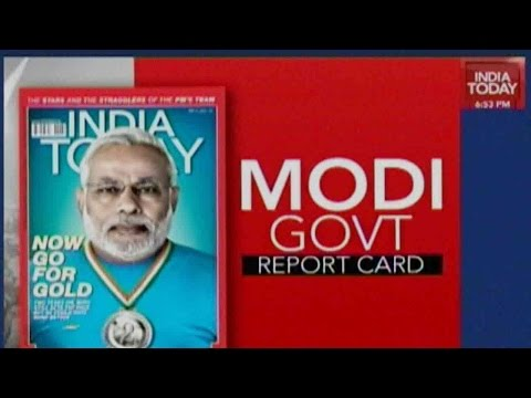India Today Special : The Stars and Strugglers of the Modi