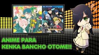NOTICIAS!! Kenka Bancho Otome tendrá anime!! un anime que debes ver y un juego que debes jugar