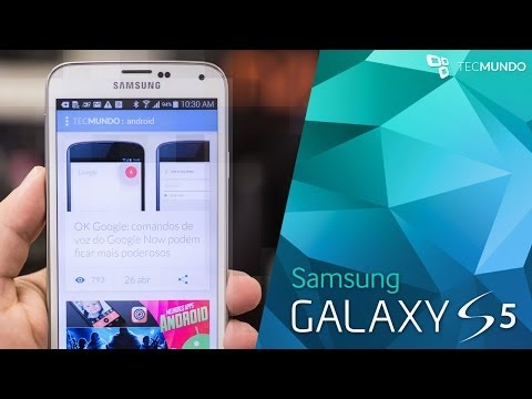 Samsung Galaxy S5 [Análise de Produto] - TecMundo