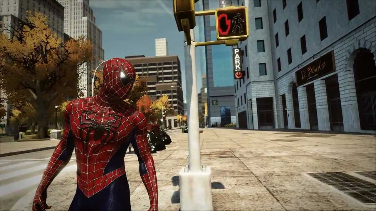 The Amazing Spider Man Game All Suits Ps3 (6)