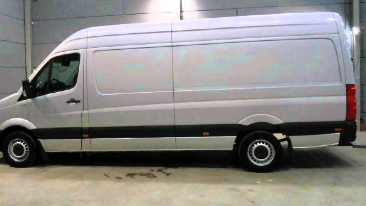 volkswagen crafter 2 5 tdi 433 3500 l3h2 maxi pdc clima youtube. Black Bedroom Furniture Sets. Home Design Ideas