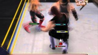WWE LEGENDS GAMEPLAY PC