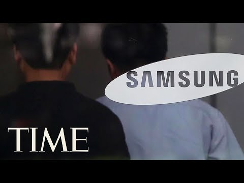Samsung Heir Sentenced For Corruption In Same Scandal As Former South Korean President | TIME