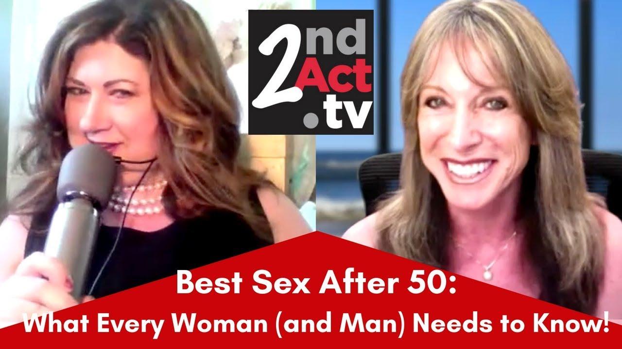 Sex after 50 the g spot