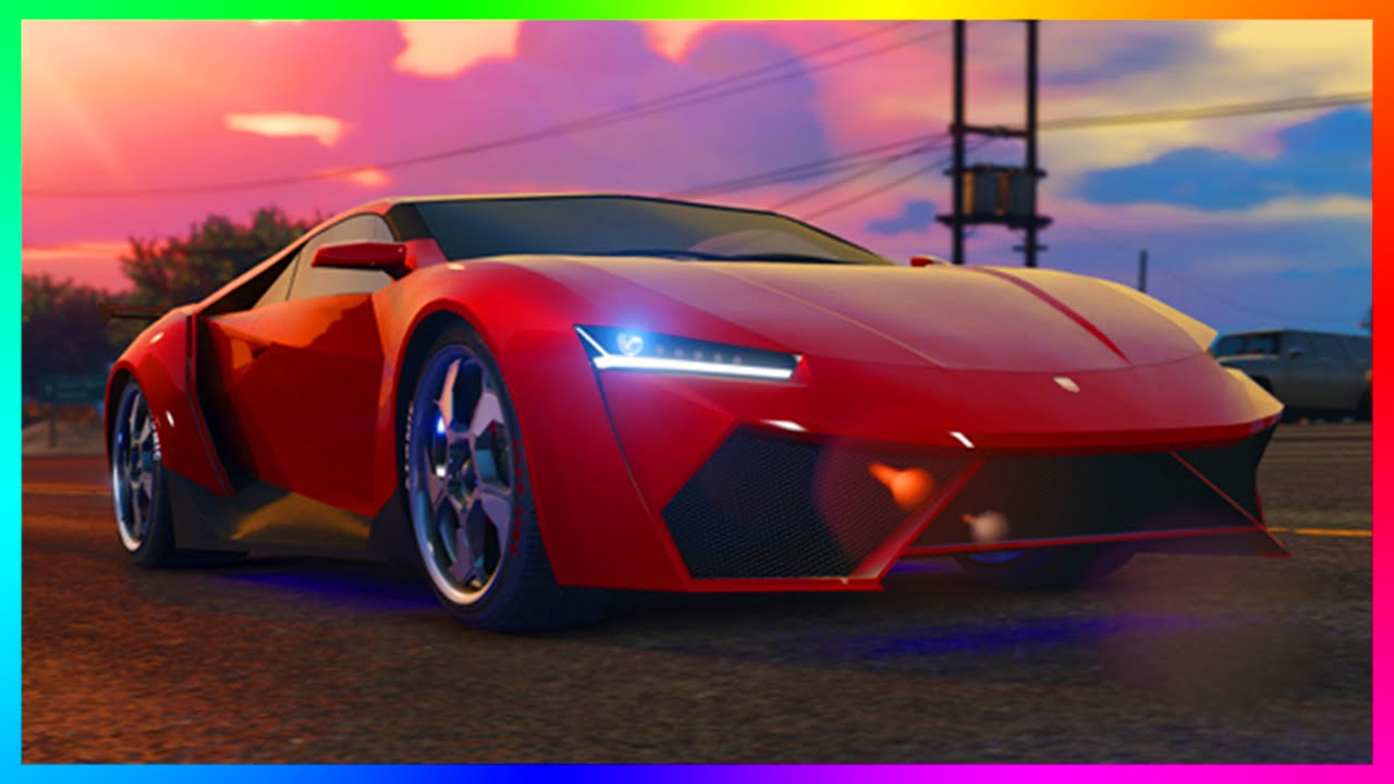 how to get supercars in gta without buying