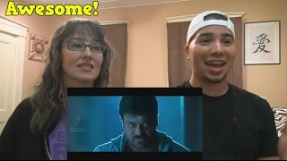 MOM & SON REACTION TO! Khaidi No 150 Official Theatrical Trailer Reaction Mega Star Chiranjeevi
