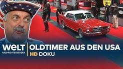 OLDTIMER - PS-Schnäppchen aus den USA   HD Doku