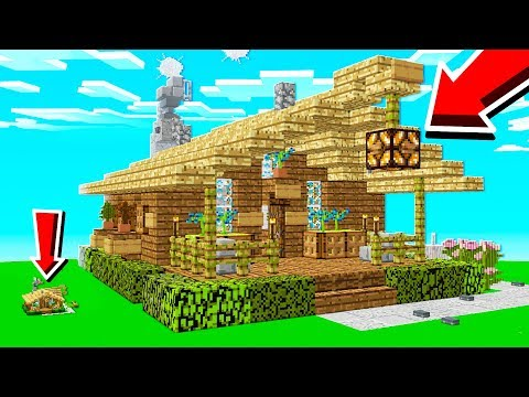 WORLD'S BIGGEST MINECRAFT HOUSE! (WORLD RECORD)