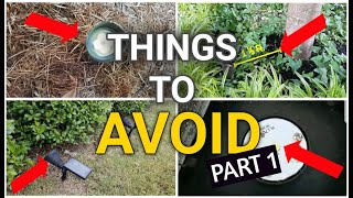 LANDSCAPE LIGHTING - 5 Biggest Mistakes People Make with Landscape Lighting