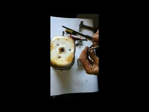 Замена втулки и сальника ведерка хлебопечи