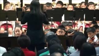滬江小學_第二十八屆畢業典禮 - 序幕表演 管弦樂團
