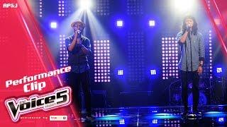 The Voice Thailand - เกิบ VS อ้น - อีกหน่อยเธอคงเข้าใจ - 27 Nov 2016