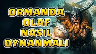 ORMANDA OLAF NASIL OYNANMALI TİLT OLDUM BU NASIL TAKIIMMM