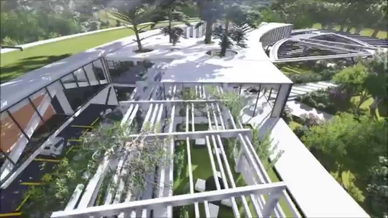 Proyecto de grado en arquitectura hospital de for Grado en arquitectura
