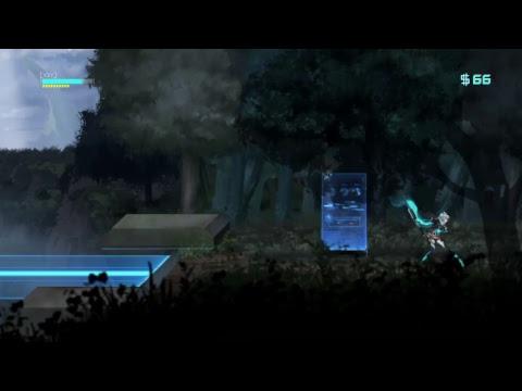[PS4]Shinonome Shion plays ICEY(HK) part.1