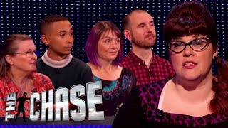 The Chase | A Full House £14,000 Final Chase With The Vixen