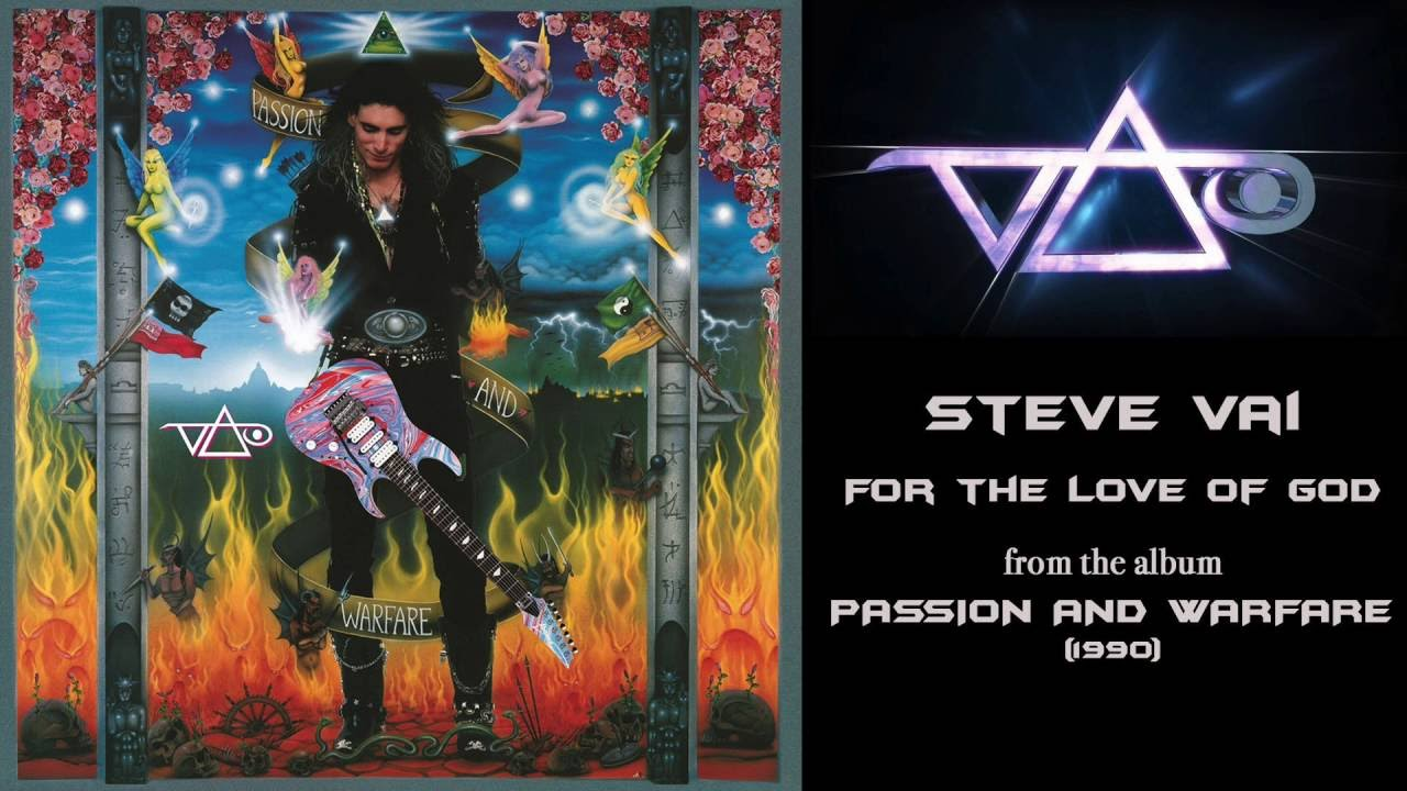 steve vai for the love of god played by dr viossy youtube. Black Bedroom Furniture Sets. Home Design Ideas