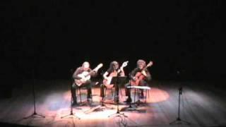 Trio Diletante - Tristezas de um Violão (Garoto - Arr. Marcelo Fortuna) - 100º Encontro AV-Rio