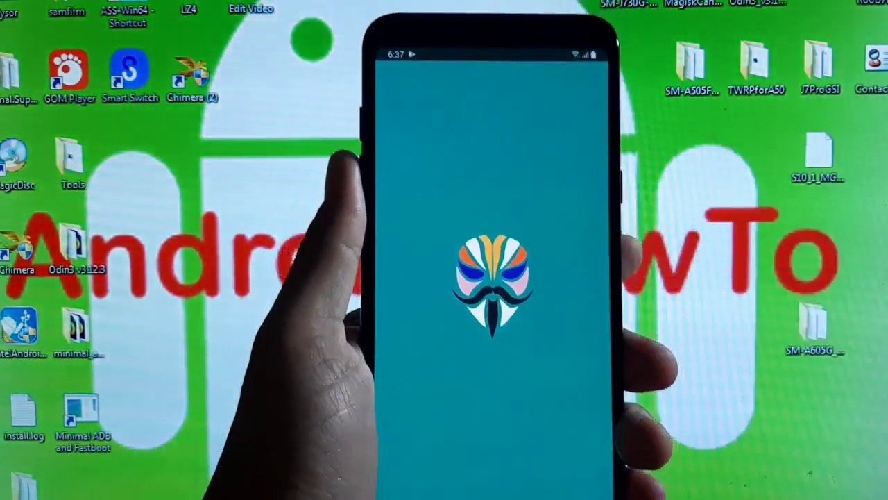 Root Galaxy A6+ SM-A605G Magisk Root without TWRP + Fix Losing Magisk Root