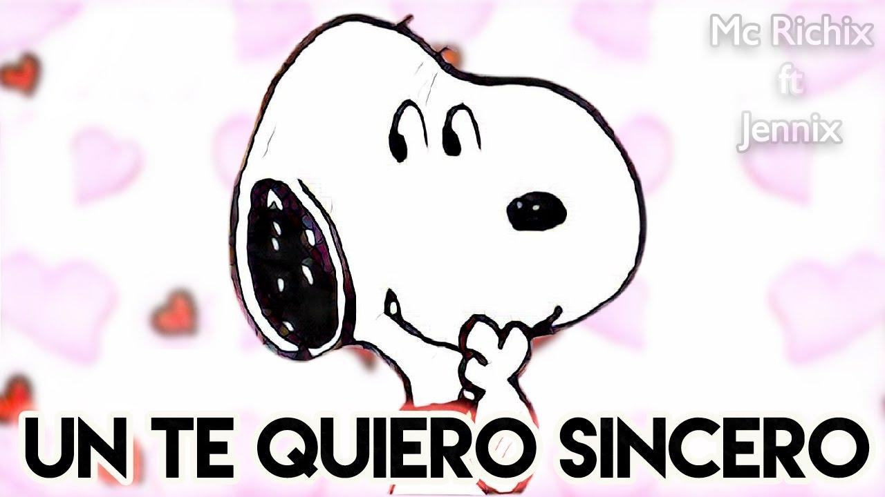Un Te Quiero Sincero💗 (Rap Romantico 2017) Mc Richix + [LETRA]