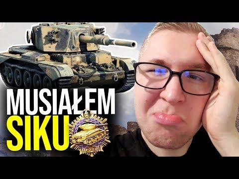MUSIAŁEM SIKU - World of Tanks thumbnail