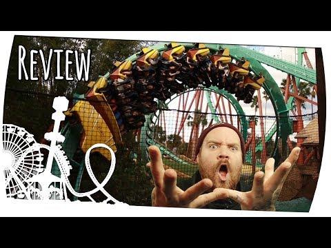 25 Jahre Kumba - Busch Gardens Tampa Bay - Ride Review