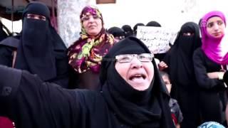 مصر العربية | المئات يحتشدون في تعز اليمنية احتفالا بذكرى ثورة 11 فبراير