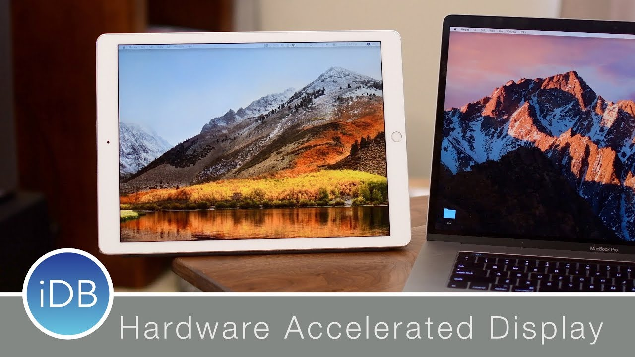 macOS 10 15 will turn your iPad into a wireless display and graphics