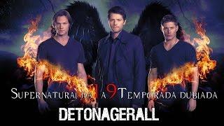 como baixar Supernatural da 1 a 9 Temporada dublada
