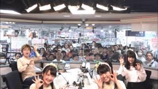 3Bjunior内のユニット・リーフシトロンの葉月智子、栗本柚希がNACK5日曜...