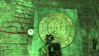 Fallout 4 Старая северная церковь пароль