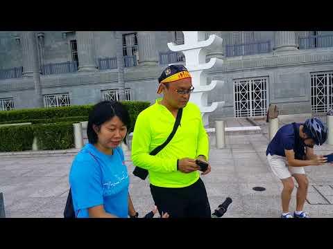 Dahon Classic United Global Ride Singapore 2018