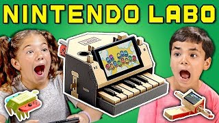 nintendo labo gameplay