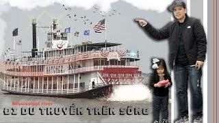 Du Ngoạn Sông Mississippi