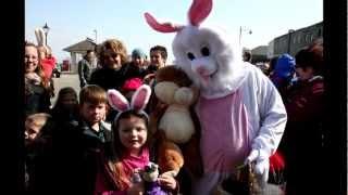 Easter Bunny Visits Herne Bay!