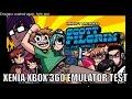 Scott Pilgrim vs. The World - Xenia XBOX 360 emulator test