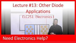 ELC251-13: Other Diode Applications (Ch04, Lect13)