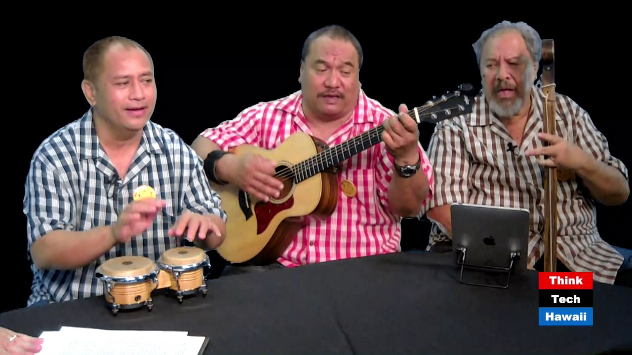 modern hawaiian music