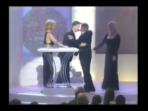 SAG Awards 2001 - Martin Sheen wins for WEST WING