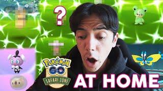 SAFARI ZONE AT HOME WAS CRAZY!  (Pokémon GO Safari Zone St. Louis)