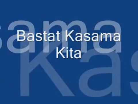 bastat kasama kita with lyrics