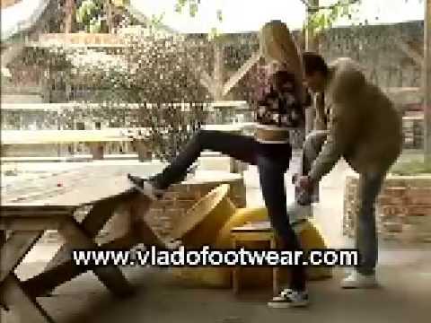 Vlado Footwear on Slovenia TV Show
