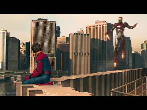 Iron Man Takes Peter's Spider Suit Scene | Spider-Man Homecoming (2017) Movie CLIP from YouTube · Duration:  2 minutes 3 seconds