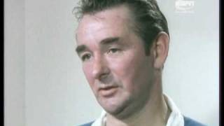 John Motson gets destroyed by Brian Clough - Interview