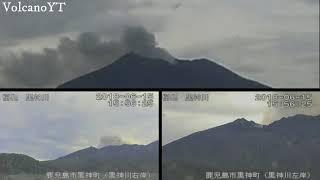 15/6/2018 - Mt Sakurajima 桜島 TimeLapse thumbnail