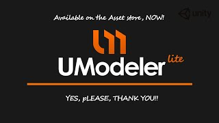 UModeler Lite : Yes...its worth it!