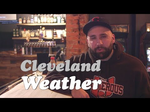 Cleveland has the best weather in the US - Comedian Brian Kenny