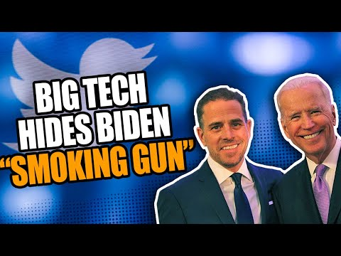 NY Post editor speaks out after 'Big Tech' SILENCES bombshell story on Hunter Biden & Ukraine